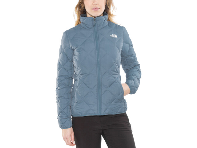 The North Face Peakfrontier Zip-In Reversible Chaqueta Mujer, provincial blue